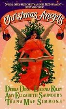 Christmas Angels by Debra Dier, Eugenia Riley, Amy Saunders, Trana Simmons