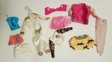 Vintage Lot 1980s+ Barbie and Lookalike TLC Damaged Clothes