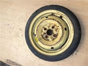 Toyota Yaris Spare Wheel Space Saver 4 Stud 14 Inch Tyre T115 70 D 14 2000