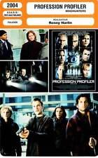 FICHE CINEMA : PROFESSION PROFILER - Kilmer,Cool J,Slater,Harlin2004 Mindhunters