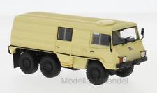 Steyr Puch Pinzgauer 6x6 712K, beige, 1977 1:43 Neo Scale Models 47280  *NEW*