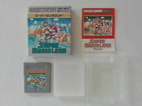 SUPER MARIO LAND GB Nintendo Gameboy Box From Japan
