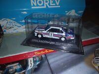 IXO 1/43 OPEL ASCONA 400 #2 MONTE CARLO 1982 ROHRL NEUF EN BOITE