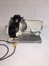 Hobart Model 110 ~ 1939 Deli Meat Slicer Working
