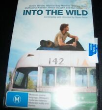 Into The Wild (Australia Region 4) DVD - New