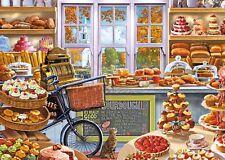 NEW Falcon de luxe Bellas Bakery Shoppe 1000 piece nostalgic jigsaw puzzle 11203