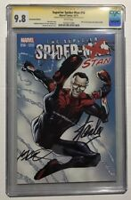 Superior Spider-Man #16 Fan Expo Spider-Stan Variant CGC SS 9.8 Stan Lee RARE