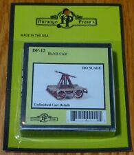 Durango Press #12 HO Hand Car New Free Shipping