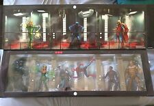 Marvel Legends The Raft SET SDCC 2016 HASBRO exclusive spiderman enchantress box