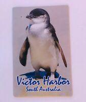 Victor Harbor South Australia Fairy Penguins Souvenir Magnet Vintage (R11)