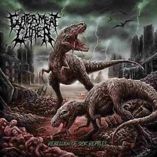 GUTTER MEAT CLITTER - Rebellion Of Sick Reptiles Brodequin Internal Suffering