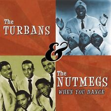 When You Dance - Turbans & The Nutmegs (2008, CD NIEUW)
