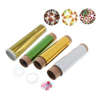 DIY Colored Rotating Kaleidoscope Kits Science Educational Craft Kid Toys.BB