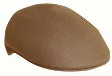 NEW JCP Water Proof Crushable CLASSIC Ivy Cap/Driver/Driving/Golf Hat-Tan-LARGE