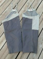 Gamehide Ripstop Upland Hunting Chaps Brown Tan Brier Proof Size L/XL