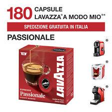 180 CIALDE CAPSULE LAVAZZA A MODO MIO PASSIONALE EX APPASSIONATAMENTE ORIGINALI