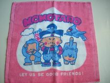 Japanese Momotaro Hand Towel Unique For Sale in Japan Only Rare Japan made