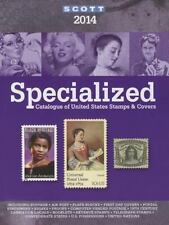 2014 Scott Specialized Catalogue of United States Stamps and Covers (2013,...