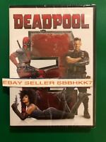 Deadpool 2 (DVD,2018) {{{AUTHENTIC ITEM READ}}} Brand New Free Shipping