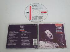BILLIE HOLIDAY/THE BEST OF BILLIE HOLIDAY(CBS 467029 2) CD ÁLBUM