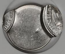 1999 D ANACS MS64 Double Struck Mouse Ears Pennsylvania State Quarter Mint Error