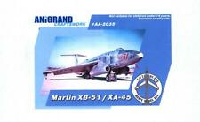 Anigrand Models 1/72 MARTIN XB-51 Attack Bomber