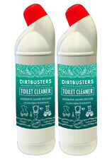 Professional Toilet Cleaner Descaler 2x1 Litre Macerator saniflo safe Descaler
