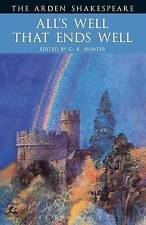 All's Well That Ends Well (Arden Shakespeare: Second Series), Shakespeare, Willi