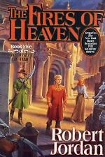 THE FIRES OF HEAVEN The Wheel Of Time, Book 5 by Robert Jordan 1st Trade Edition