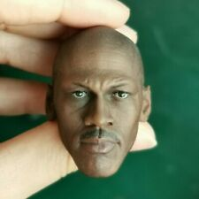 "1/6 scale Head Sculpt Michael Jordan For 12"" figure toy"