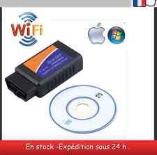 Interface de diagnostique WIFI OBDII ELM327 V 1.5