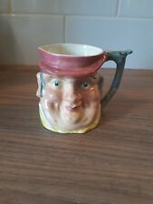Kelsboro ware small Vintage Character Toby Jug hand painted pickwick Tony Weller