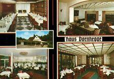 48249 Dülmen  Hotel - Restaurant  > Haus Dormhegge <  Klappkarte mit 5 Ansichten