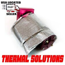 CHEVY CHEVROLET LT1 LS LSX 350 454 UNIVERSAL STARTER HEAT BLANKET PROTECTION