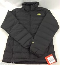 The North Face Men's Broza Jacket Goose Down Insulation 550 TNF Black NWOT XS