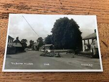 More details for 1951 photo postcard . tilshead village ! burgess brothers lavington
