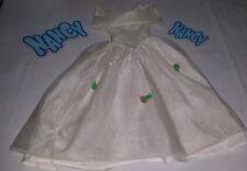 Antiguo vestido esperando al principe nancy original