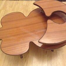 ORIGINAL 1960s Vintage Retro TEAK Style TABLE Very Unusal