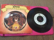 """Dio - Rock N Roll Children 7"""" vinyl heavy metal rock 45rpm 1985"""