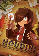 Houdini DVD 2015 Animated Cartoon Young Houdini NEW and Sealed