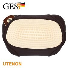 Massage pillow Acupuncture Shiatsu for neck shoulder & full body massage heating