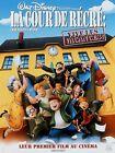 Affiche 120x160cm LA COUR DE RÉCRÉ: VIVE LES VACANCES! 2011 Disney Sheetz NEUVE