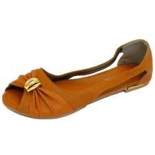 Calzado de mujer sin marca color principal marrón talla 37