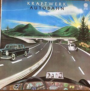 Kraftwerk - Autobahn LP 1974 Vertigo VEL 2003