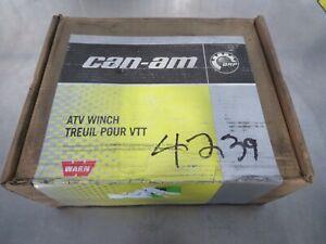 EBM NEW CANAM WARM ATV UTV WINCH RT30 3000LBS 715000528