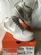 Nike Kobe 2009 Zoom IV 4 'Whiteout', Size 10, DS