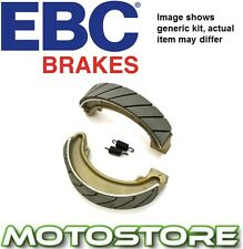 EBC FRONT BRAKE SHOES GROOVED FITS HUSQVARNA CR 390 AUTOMATIC 1978
