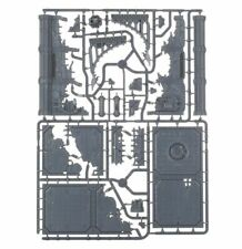 - GOTHIC WALKWAYS - sector imperialis terrain floor column catwalk warhammer 40k