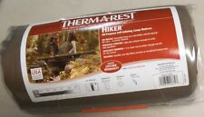 "Therm a Rest Hiker Ground Pad 72"" Sleeping Mat w Stuff Sack Self Inflating IR tn"