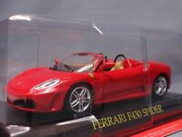 Ferrari Collection F430 Spider 1/43 Scale Box Mini Car Display Diecast vol 68